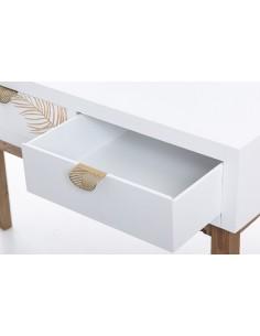 Plato bambú azulejos 25cm