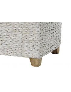 Cesta fibra rectangular ocean
