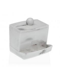 Caja blanco envejecido