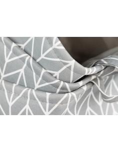 Joyero terciopelo gris Aprilia