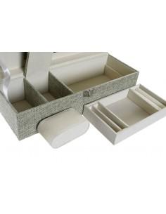 Mesa Metal Blanco